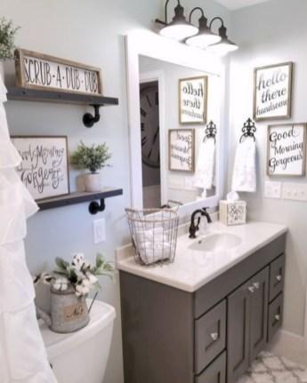 Beautiful bathroom decorations inspirations ideas (38)