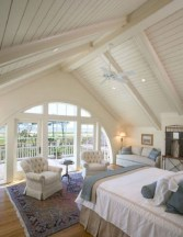 Beautiful farmhouse master bedroom decorating ideas 05