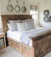 Beautiful farmhouse master bedroom decorating ideas 13