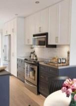 Beautiful gray kitchen cabinet design ideas 42