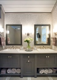 Best bathroom vanity ideas you should have at home (30)