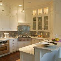 Best small kitchen remodel design ideas 04