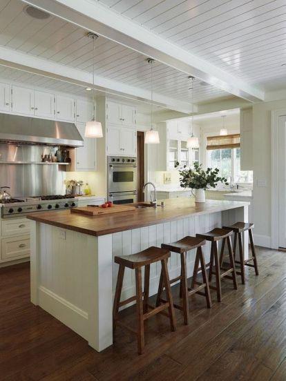 Best small kitchen remodel design ideas 20