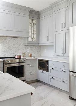 Best small kitchen remodel design ideas 28