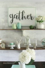 Best tips to makes farmhouse decoration style easily (21)
