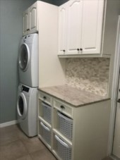 Brilliant small laundry room storage organization ideas on a budget 08