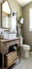 Captivating small farmhouse bathrooms decoration ideas (8)