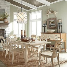 Classic shabby chic vintage kitchens design decor (27)