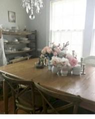 Classic shabby chic vintage kitchens design decor (33)