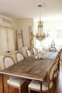 Classic shabby chic vintage kitchens design decor (9)