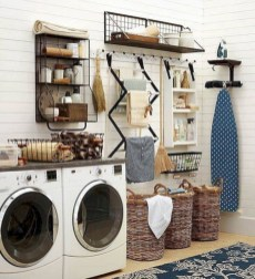 Cool bathroom storage shelves organization ideas 04
