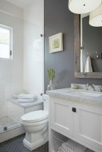 Cool small bathroom remodel inspirations ideas 08