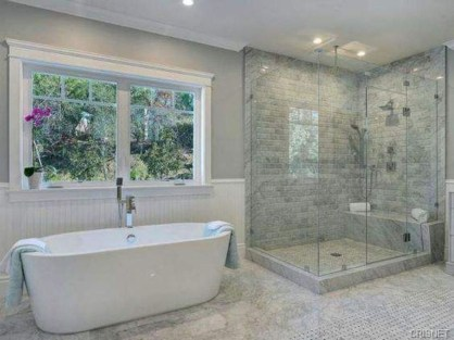 Cool small bathroom remodel inspirations ideas 19