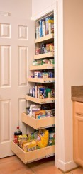 Creative kitchen open shelves ideas on a budget 02