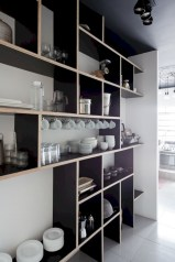 Creative kitchen open shelves ideas on a budget 08