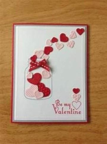 Creative valentine cards homemade ideas 03