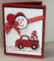 Creative valentine cards homemade ideas 04