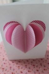 Creative valentine cards homemade ideas 27