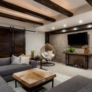 Gorgeous apartement decor men remodeling inspirations ideas (17)
