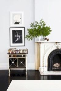 Gorgeous apartment fireplace decor ideas (19)