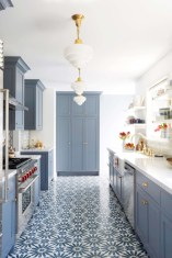 Gorgeous kitchen floor tiles design ideas (16)