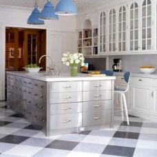 Gorgeous kitchen floor tiles design ideas (2)