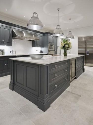 Gorgeous kitchen floor tiles design ideas (22)