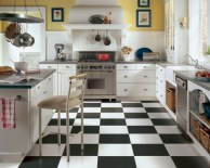 Gorgeous kitchen floor tiles design ideas (26)
