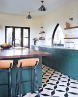 Gorgeous kitchen floor tiles design ideas (3)