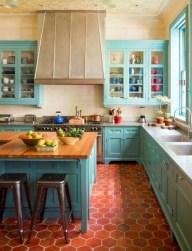 Gorgeous kitchen floor tiles design ideas (32)