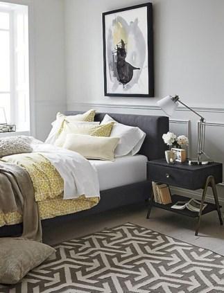 Inspiring grey studio apartment decor ideas on a budget (34)