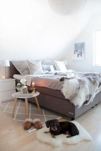 Inspiring grey studio apartment decor ideas on a budget (38)