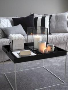 Inspiring grey studio apartment decor ideas on a budget (39)