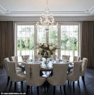 Luxury dining room design ideas you will love (15)