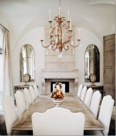 Luxury dining room design ideas you will love (41)