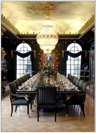 Luxury dining room design ideas you will love (47)