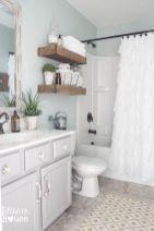 Modern farmhouse bathroom decor ideas (15)