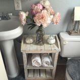Modern farmhouse bathroom decor ideas (34)