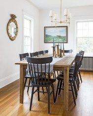 Modern farmhouse dining room decorating ideas (1)