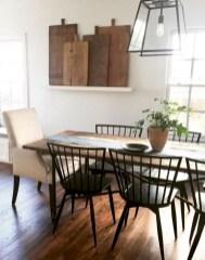 Modern farmhouse dining room decorating ideas (15)