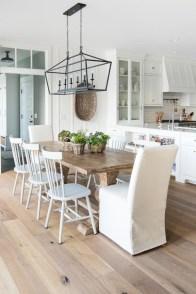 Modern farmhouse dining room decorating ideas (19)