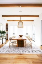 Modern farmhouse dining room decorating ideas (37)