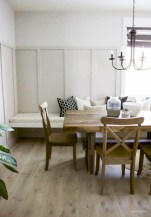 Modern farmhouse dining room decorating ideas (8)