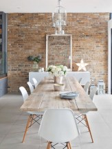 Modern farmhouse dining room decorating ideas (9)