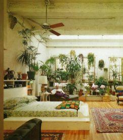 Nice loft bedroom design decor ideas 09