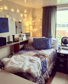 Nice loft bedroom design decor ideas 13