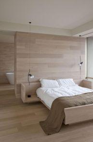 Nice loft bedroom design decor ideas 20