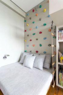 Nice loft bedroom design decor ideas 31