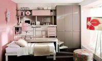 Nice loft bedroom design decor ideas 42
