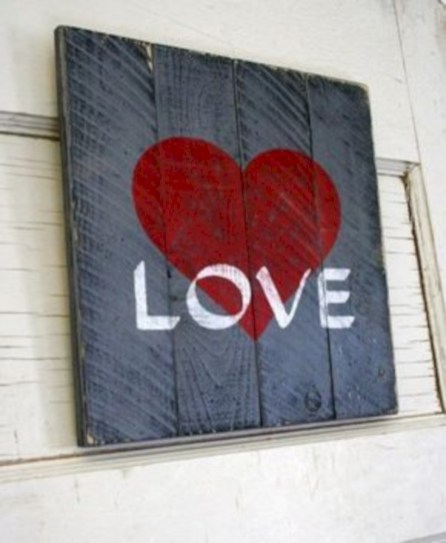 Romantic diy valentine decorations ideas 03